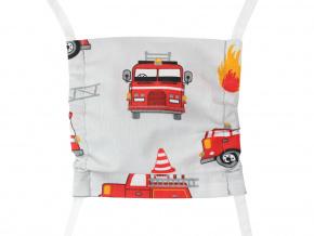 Rouška hasiči na uvázání