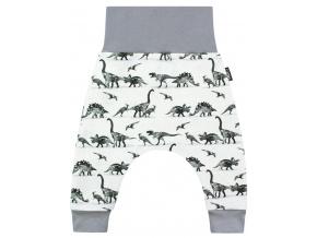 Dětské turecké kalhoty dinosauři