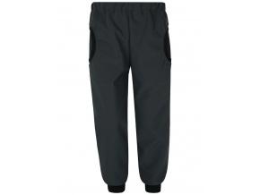 Dětské šedé softshellové kalhoty