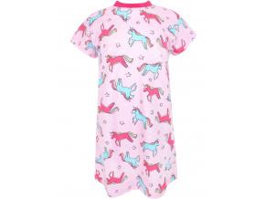 Dětská noční košilka barevní jednorožci