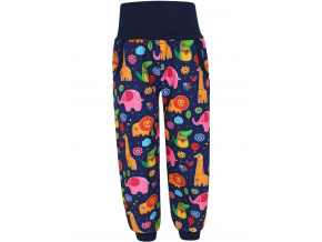 Dětské softshellové kalhoty Sloníci kopie