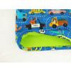 Dětský nákrčník autíčka detail