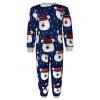 Dětské pyžamo medvídci na modré