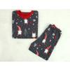 Dětské vánoční pyžamo detail