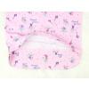 Dětské holčičí pyžamo myšky detail prodlouženého zadního dílu