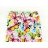 Dětské legíny motýlci detail nohavice