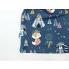 Dětská jarní čepice zvířátka a teepee detail2