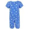 Dětské pyžamo s krátkým rukávem Na moři