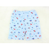 Dětské pyžamo s krátkým rukávem Pod hladinou kraťasy