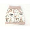 Dětská sukně woodland detail