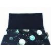 Dětské turky vesmír detail nohavic