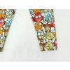 Dětské legíny sovičky detail nohavice