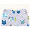 Dětské pyžamo pejsci detail rukávu detail pasu