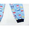 Dětské pyžamo auta detail nohavice