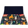 Dětské baggy tepláky zvířátka detail