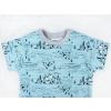 Dětské triko lední medvědi detail