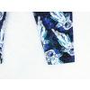 Dětské legíny kosmonauti detail nohavice