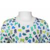 Dětské pyžamo Písmenka - detail krku