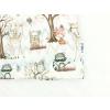Dětská jarní podzimní čepice boho zvířátka detail2