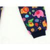 Dětské softshellové kalhoty Sloníci detail nohavice kopie