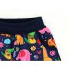 Dětské softshellové kalhoty Sloníci detail kapsy kopie