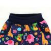 Dětské softshellové kalhoty Sloníci detail pasu kopie