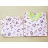 Dětské letní pyžamo s muffiny - detail