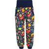 Dětské letní softshellové kalhoty zvířátka detail kapsy kopie