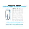 Dětské letní softshellové kalhoty zvířátka detail pasu kopie