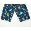 Dětské kraťasy bermudy moře detail nohavic