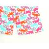 Dětské pyžamo s krátkým rukávem chameleoni modro růžové pasu kraťasy2