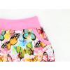 Dětská sukně motýlci detail kapsy