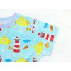 Dětské triko s krátkým rukávem Maják detail rukávu