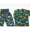 Chlapecké letní softshellové kalhoty kombinace s tričkem