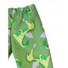 Softshellové kalhoty s dráčkem