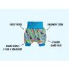 Dětské pumpky Dinosauři - detail látky