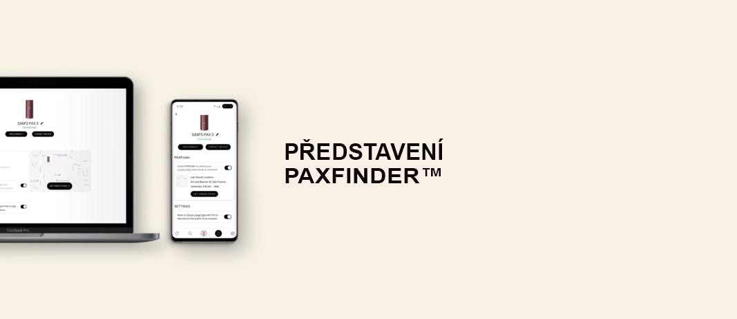 Představení aplikací PAXFinder™ a Beacon™