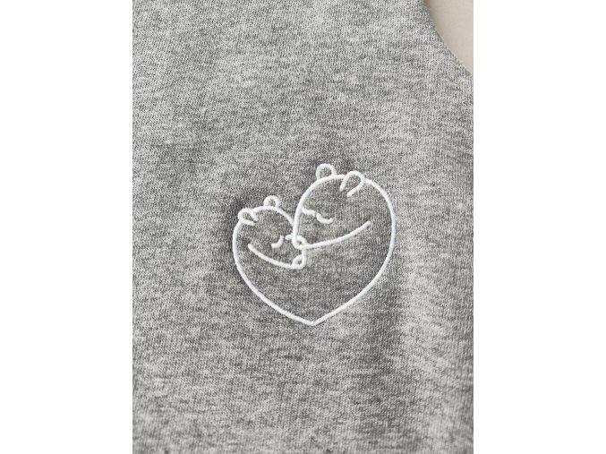 Zimný spací vak - Urban grey