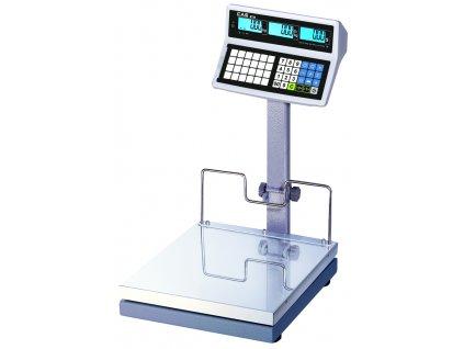 Obchodní váha můstková CAS EB-S do 30-60kg/10-20g - cejchovaná