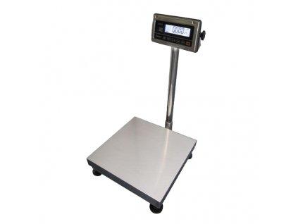Celonerezová můstková váha 1T-N 40x40 cm do 15-30kg/5-10g - cejchuschopná