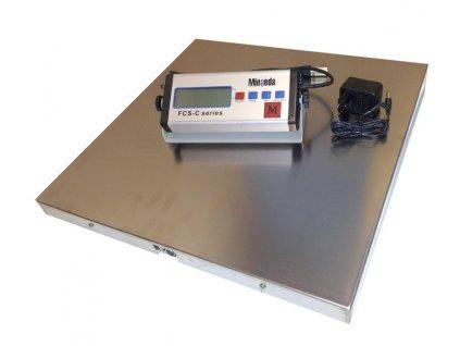 FCS 50x50cm do 150kg/50g - technologická