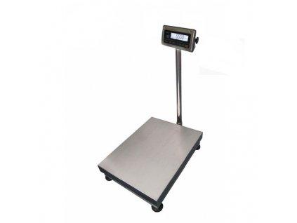 Celonerezová můstková váha 1T-N 60x80 cm do 300-600kg/100-200g - cejchuschopná