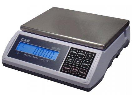 CAS ED-H do 15kg/0,5g - technologická