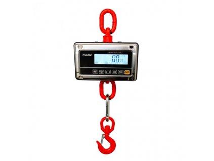 Závěsná váha J1-RWS do 3000kg/1kg - cejchuschopná