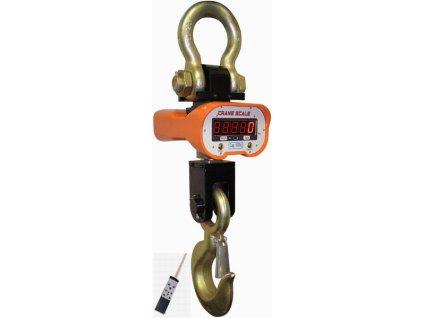 Odolná jeřábová váha OCS-A do 15t/5kg - technologická