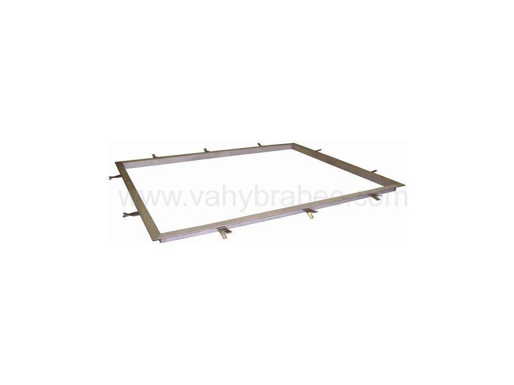 Nerezový rám PR4560N pro váhy 1T4560