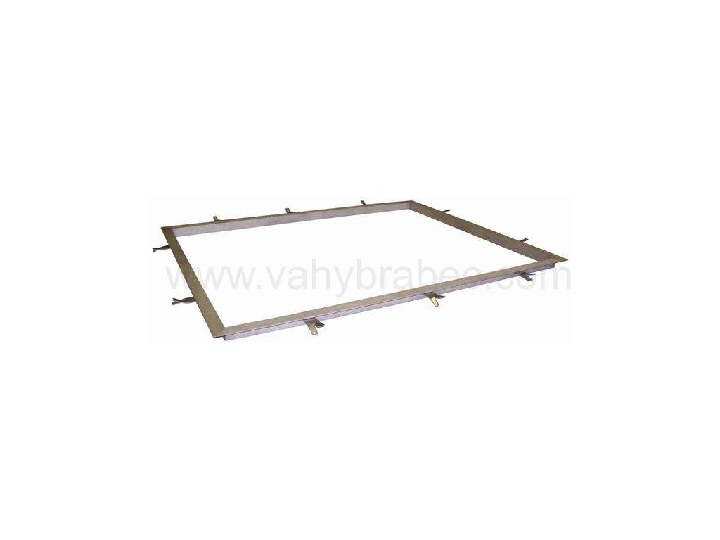Nerezový rám PR6080N pro váhy 1T6080