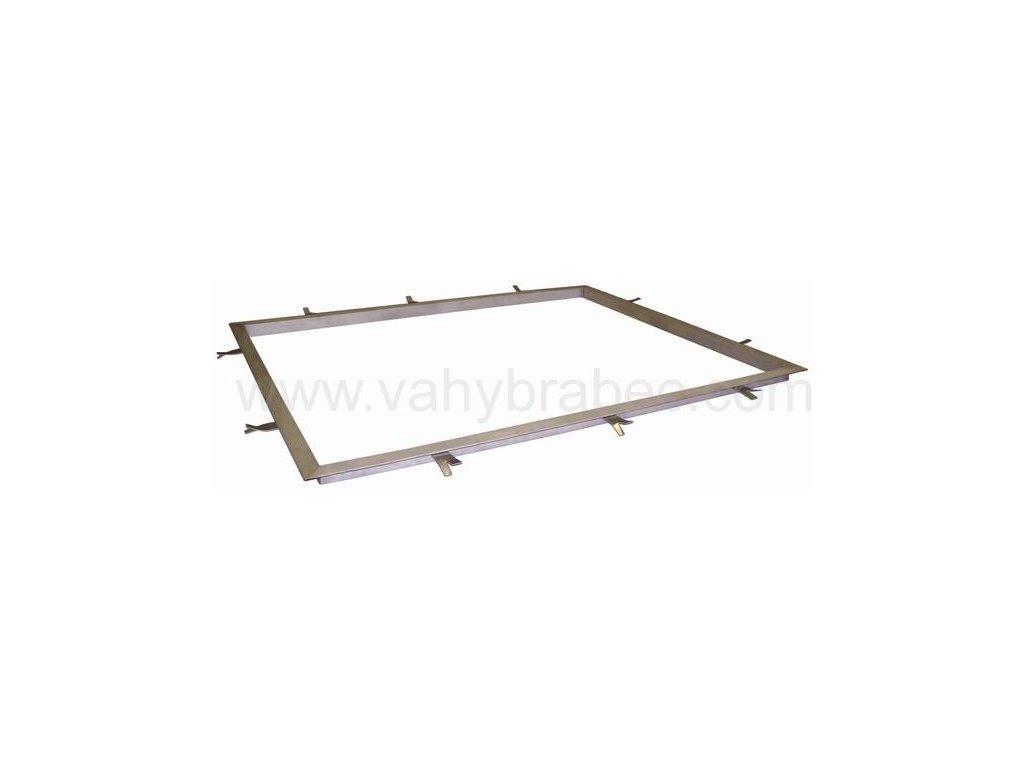 Lakovaný rám PR8080L pro váhy 1T8080