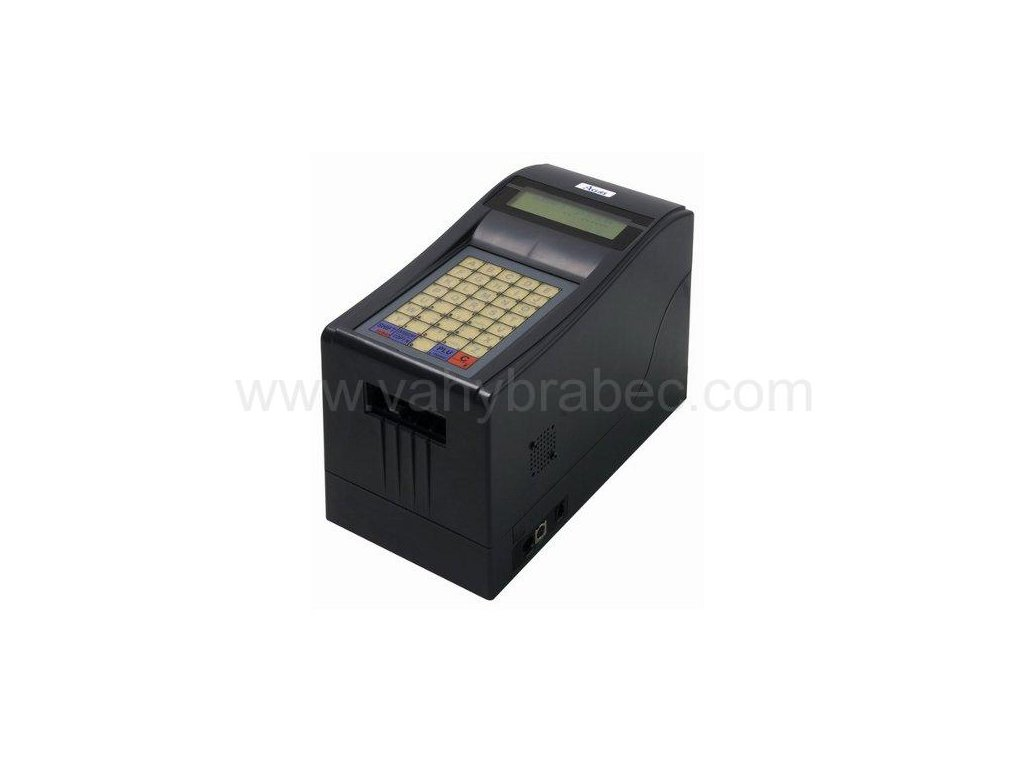 Tiskárna etiketovací ACLAS LP1/56, Ethernet a RS232 port