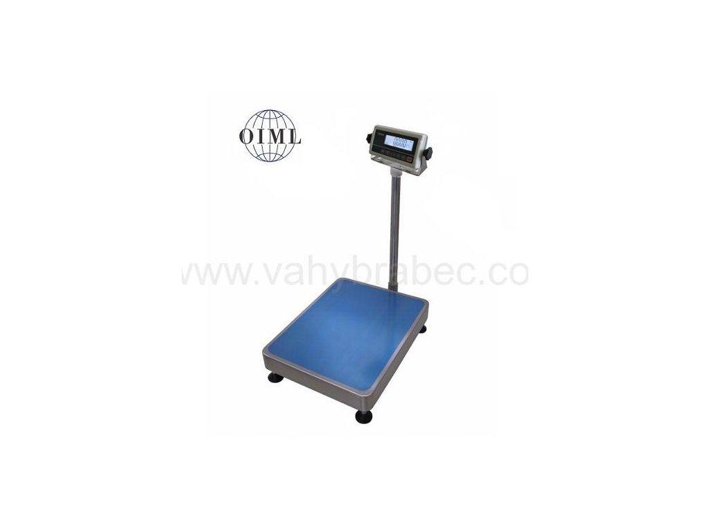 Lesak 1T3545LN - RWP/DR 350 x 450 mm (30 kg) lak/nerez